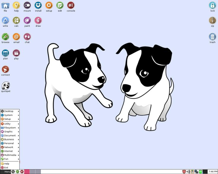 Puppy Linux provides users with a lightweight, installable live CD which strives to be easy to use. The new release, Puppy Linux 6.3, is built from Slackware packages and is available in 32-bit and 64-bit builds.