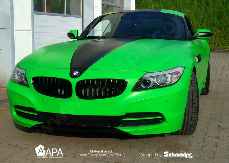 The amazing Car Wrapping with Green Tuning Matt (CW/R84.2). #apafilms #apavinyl #apafolie #apastickers #carwrapping #carfoil #carwrap #selfadhesive #mattegreen #mattesfoil #ilw #ilovewrapping #apainside