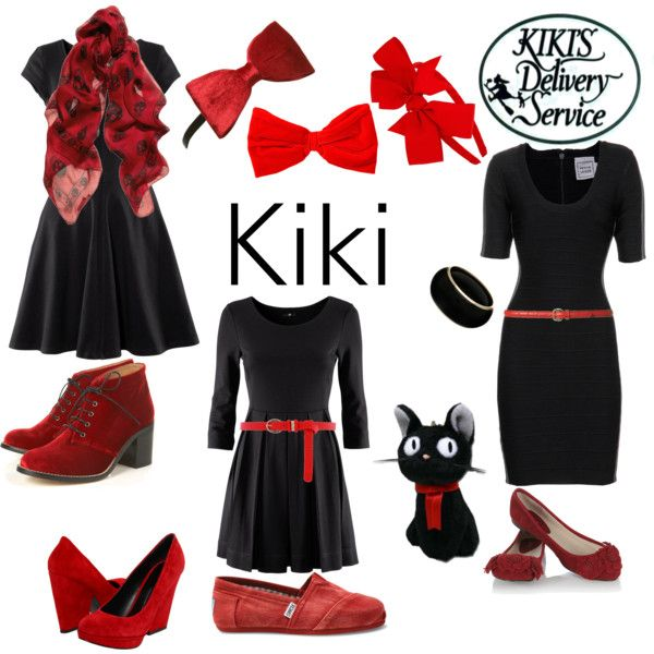 KiKi's delivery service casual #cosplay #ghibli