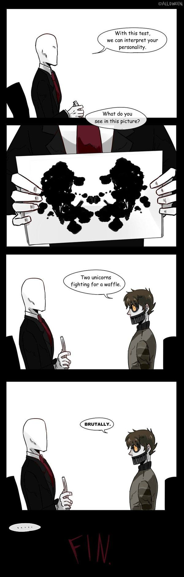 Slender PhD : Ticci Toby by Alloween on DeviantArt