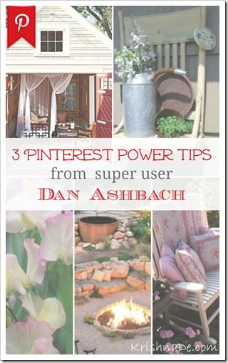 How To Use Pinterest For Business – Three Tips From A Pinterest Super User image Three Pinterest power tips from super user Dan Ashbach from the PinLeague Google Plus hangout cu
