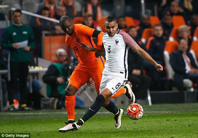 Dimitri Payet in 'top form' insists Didier Deschamps as France boss hails West Ham star's performance in Holland win
