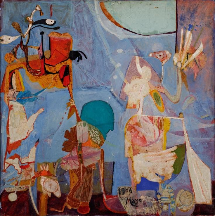 Paula Rego The Exile 1963