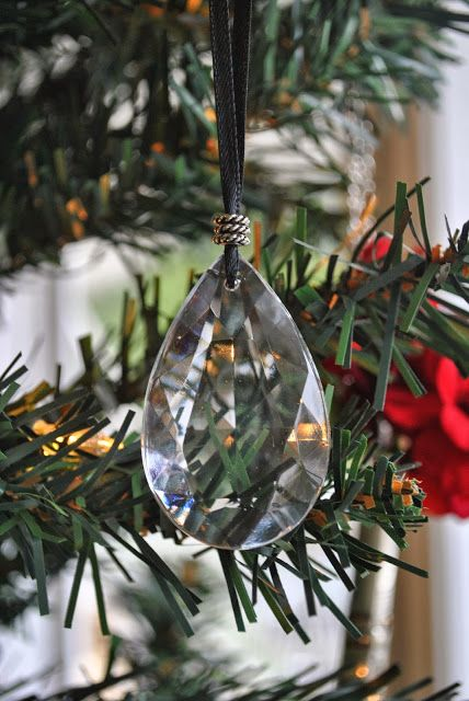 12 best Crystal Ornament Ideas images on Pinterest | Christmas ...