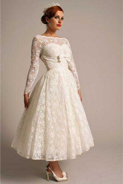 Gallery | Elizabeth Avey Vintage Wedding Dresses