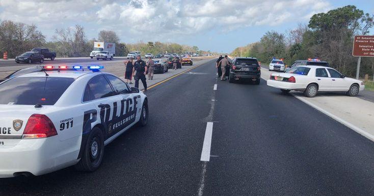 Житель Флориды вынужден был мчать на скорости в 150 км/час несколько десятков километров, потому что на BMW X5 заела педаль газа.