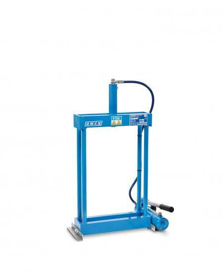 Pressa Idraulica da banco manuale OMCN 152 6T