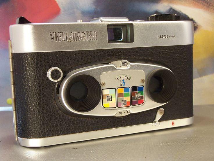 stérèo appareil view-master in Photo, caméscopes, Photographie argentique, Appareils photo argentiques | eBay
