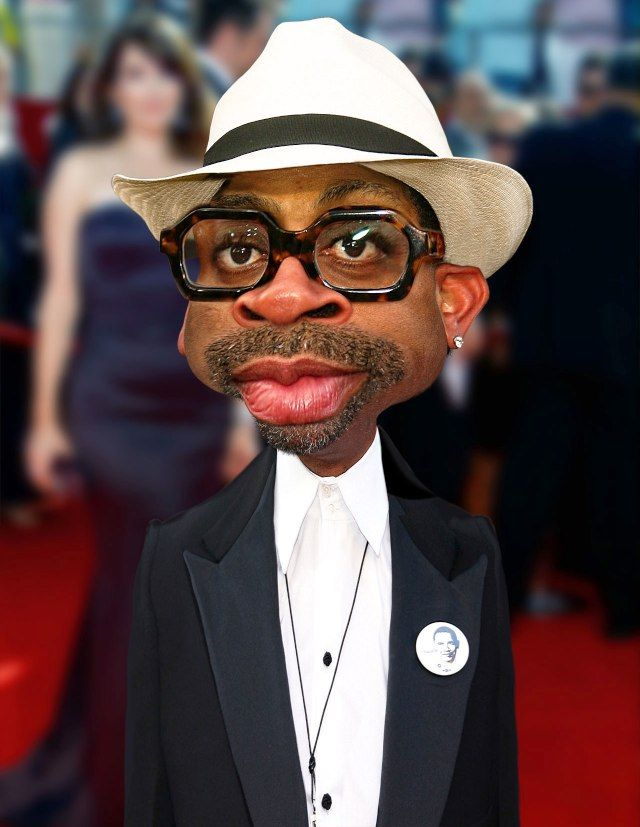 Spike Lee ~ the idiot!