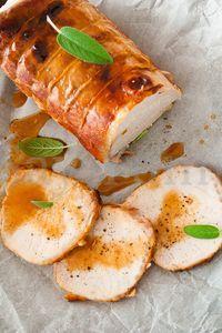Arista al forno alla senape   RIcetta di Say Yummy!!!