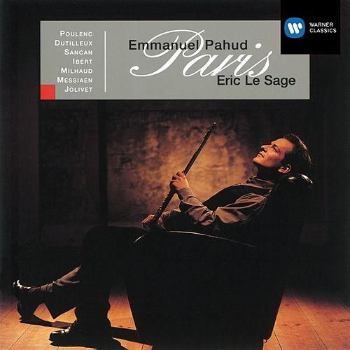 Paris - French Flute Music de Emmanuel Pahud