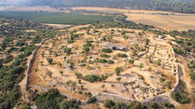 King David's Palace Found- Archeologist's Prove Existence of Central Authority in Judah During Time of King David.  Read more: http://www.foxnews.com/science/2013/07/18/archaeologists-say-uncovered-king-david-palace/??cmpid=NL_FNTopHeadlines#ixzz2ZRxNBXOn