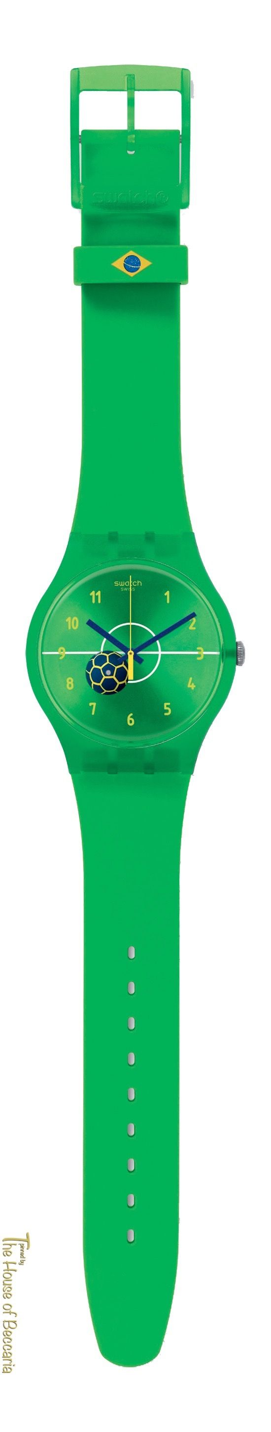 ~Swatch Entusiasmo - Brazil | The House of Beccaria