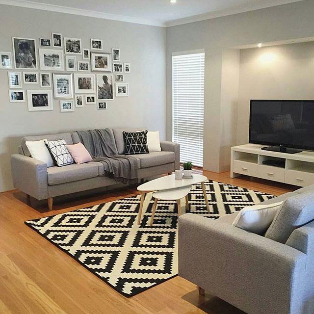 #ikea ikeakartal.com  I've been wanting to create a photo wall like @my_home_14 has created for a
