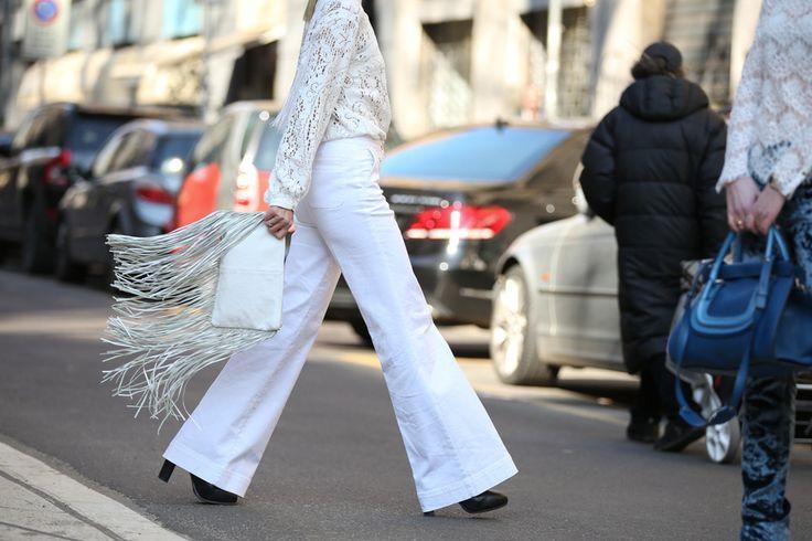 Milano Fashion Week: tutti i look dallo street style - Grazia.it