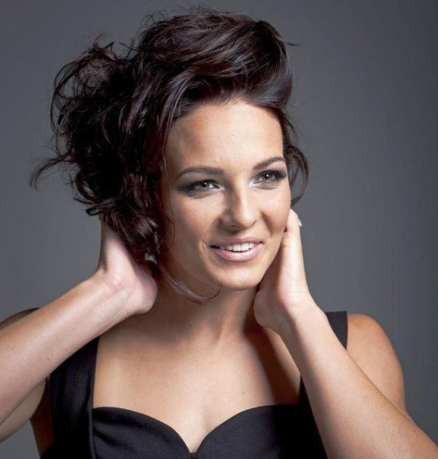 Keri-Anne Payne - Swimmer - Great Britain.