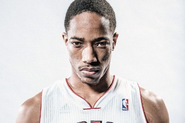 DeMar DeRozan is scary good! And he hasn't peaked yet.