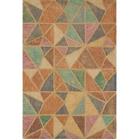 Gemology Fiesta And Ivory Rug By Justina Blakeney X Loloi Rugs Chicago Furniture Rugs On Carpet