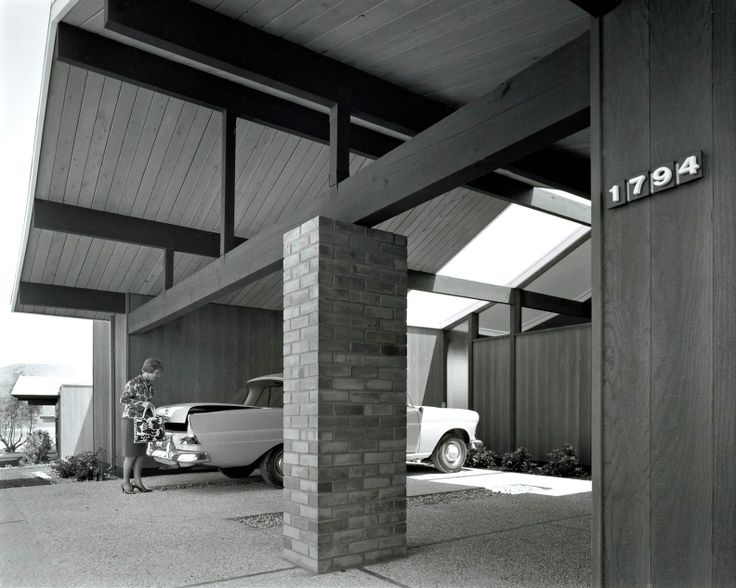 17 best images about eichler homes on pinterest mid for Mid century modern design principles