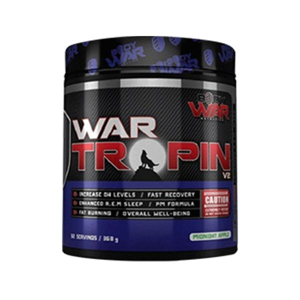 Body War Nutrition Wartropin - Second To None Nutrition