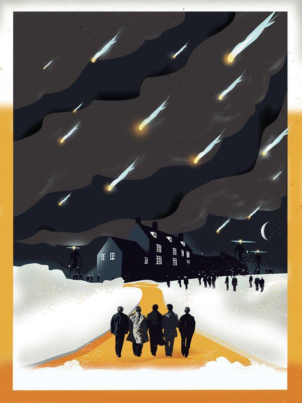 Alternative World's End Posters - Design - ShortList Magazine