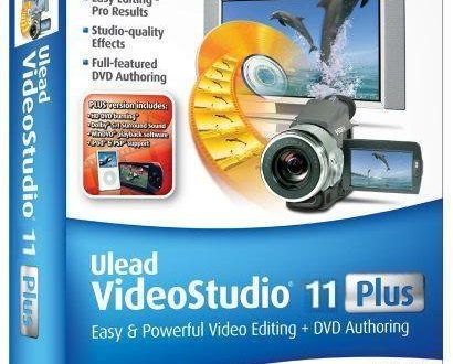 Ulead Video Studio Plus 11 Free Download with Crack
