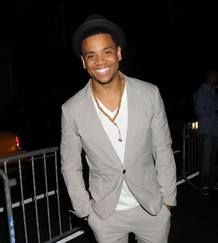 Mack wilds who is he dating