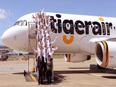 Hãng vé máy bay Tiger Airlines