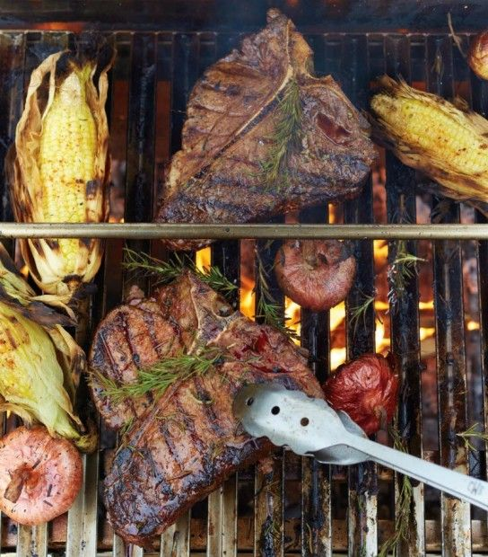 6 Grilling Methods to Master #OutdoorEntertaining
