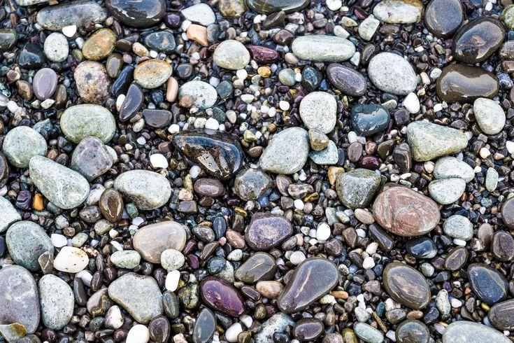 #sea #stones #water
