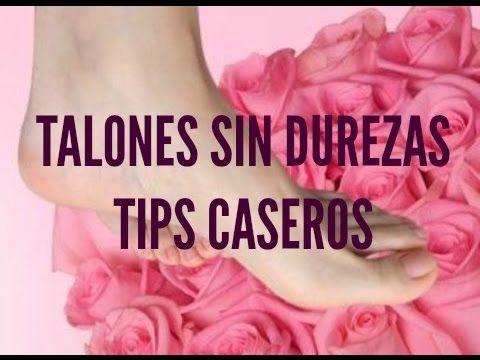 Talones Sin Durezas - YouTube
