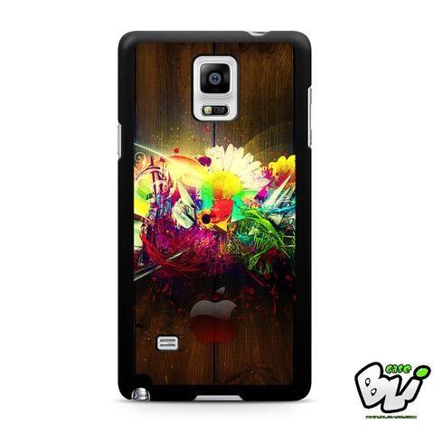 Abstrak Art Colorfull Samsung Galaxy Note 4 Case