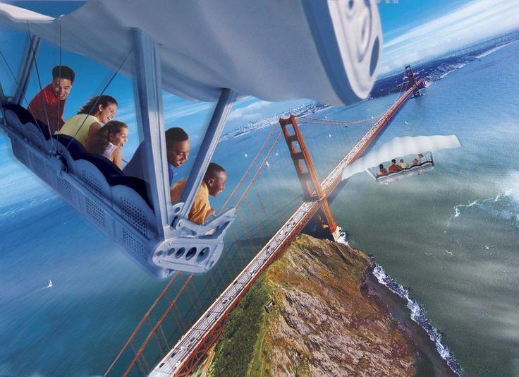 Soarin', Epcot | Disney Discount Tickets | Undercover Tourist