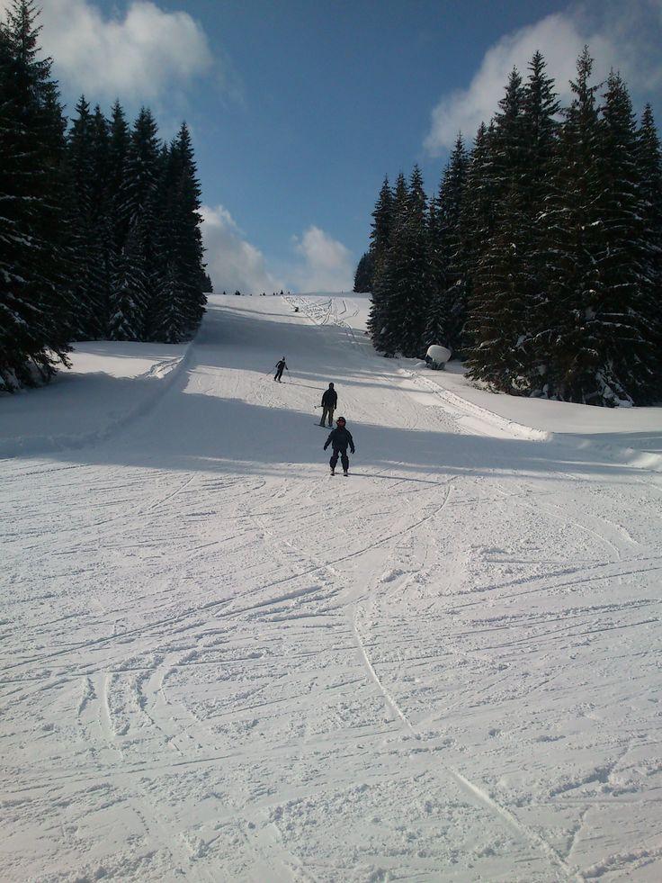 Slovakia Skiing www.flyeattravel.com