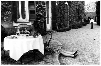 Milan (Italie, 1987) © Gianni Berengo Gardin