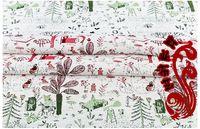 Width145cm * 100 см/шт. турции сельский стиль полиэстер - хлопок жаккардовые парча ткань ткань домашнего декора обивка швейная материал