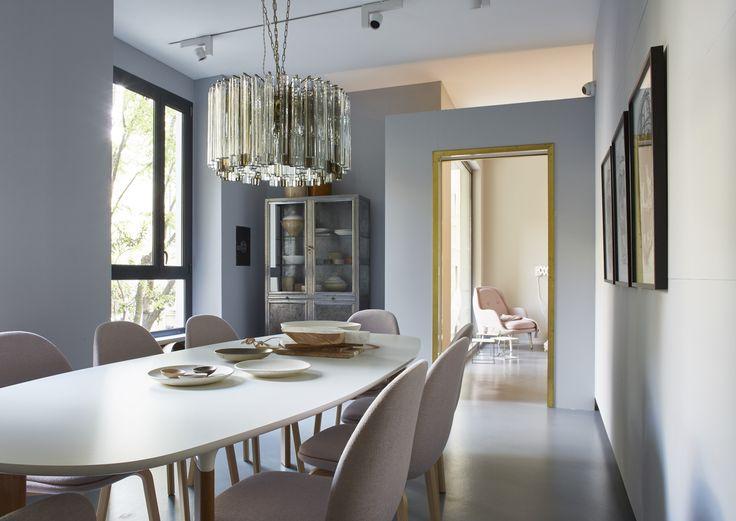 The Home of Fritz Hansen, Milan 2015