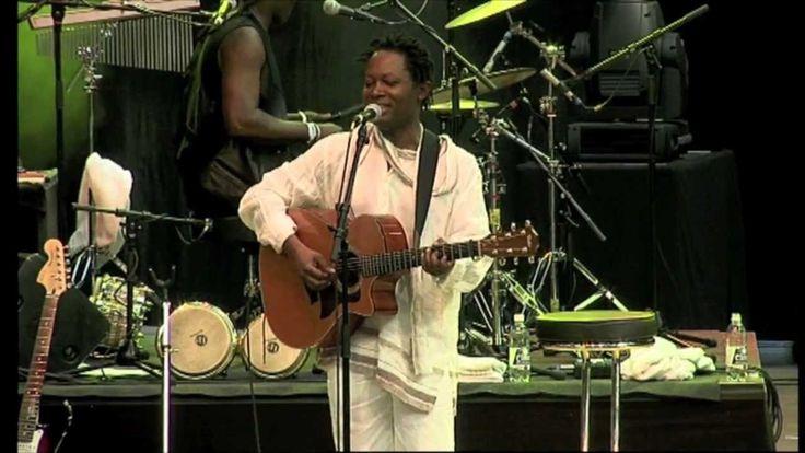 Lokua Kanza @ Afro-Pfingsten Festival 2010