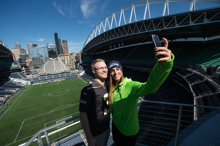 Stadium Tours - CenturyLink Field (Seattle Seahawks stadium) $14 tours (no presales)