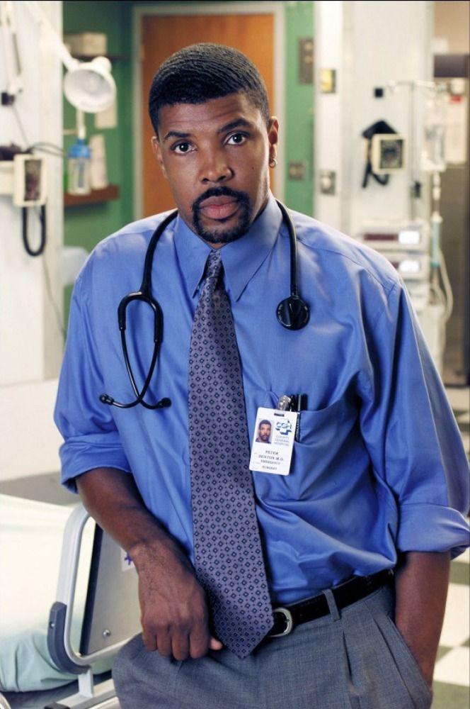 Urgences - Eriq La Salle (ER) (série préférée : of course !!!)