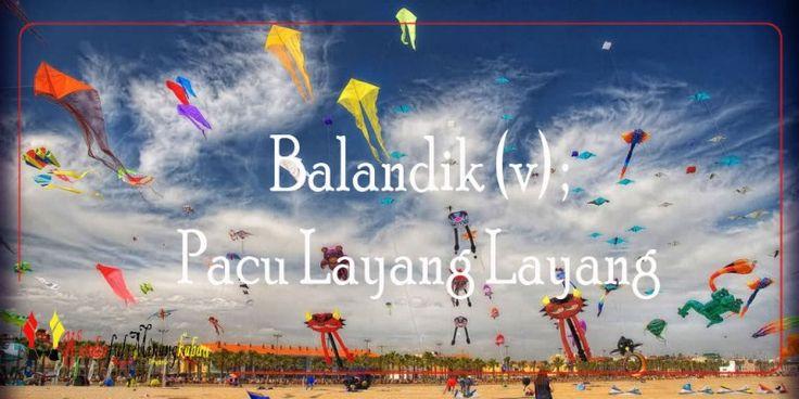 Mengenang Tradisi 'Balandik' sebagai Permainan Anak Nagari