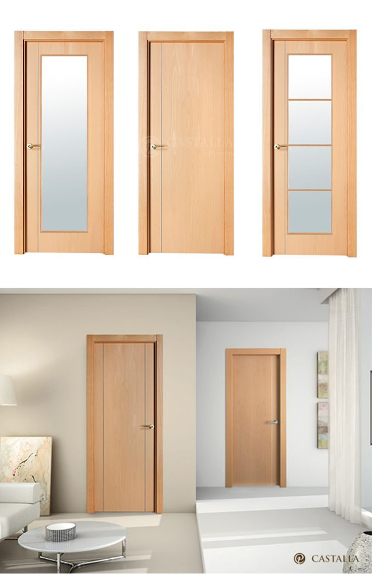 M s de 25 ideas incre bles sobre puertas dobles en for Puertas economicas para interiores