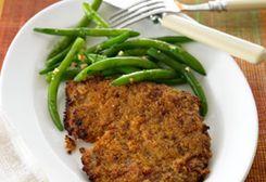 Biggest Loser Chicken Fried Steak :: Recipe Kitchen