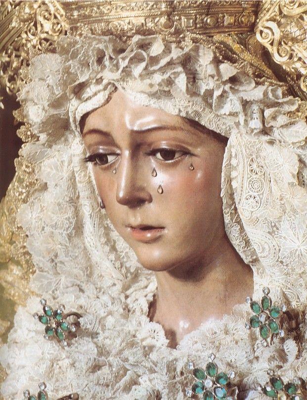 Virgen de la Macarena, España