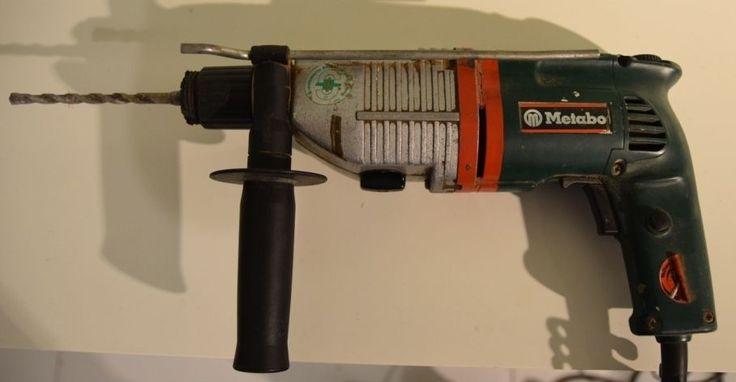Metabo Bohrhammer R+L Bhe 6026 SDS Bohrmaschine Griff usw Funktion einwandfreisparen25.com , sparen25.de , sparen25.info
