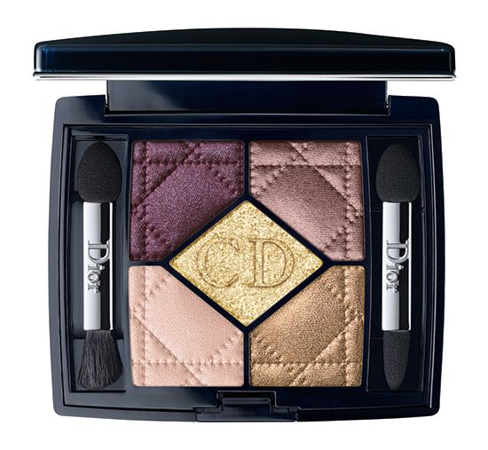 5 Couleurs Eyeshadow - Golden Shock (756) Limited Edition - Dior Golden Shock Collection for Holiday 2014