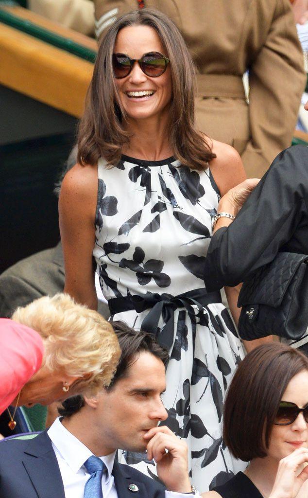 Pippa Middleton @ Wimbledon 2014