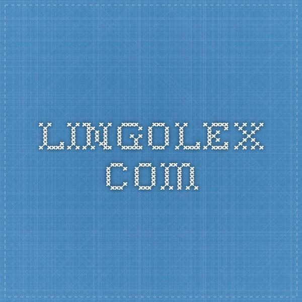 lingolex.com