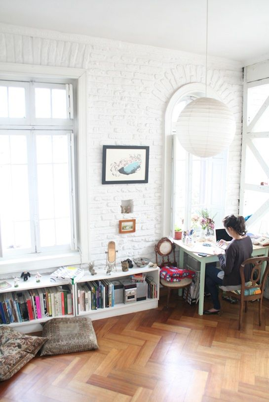 beautiful work space