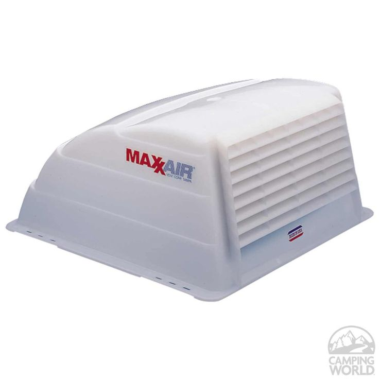We have these on our roof vents, and absolutely love them. Keep air flow moving and still keep the rain out. MaxxAir I Original Translucent White Roof Vent Cover